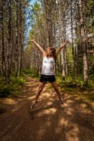 photo-25256993-pretty-teenage-girl-hiking-outside-in-the-summer