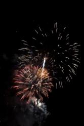 lovely fireworks