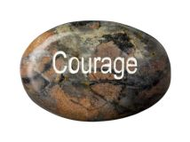 photo-24747118-courage-word-inscribed-on-soap_