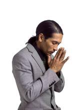 photo-24784637-praying-businessman