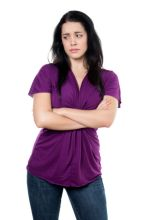 photo-24789736-worried-woman-with-arm-crossed