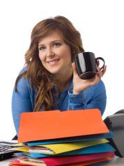 photo-24799824-happy-businesswoman